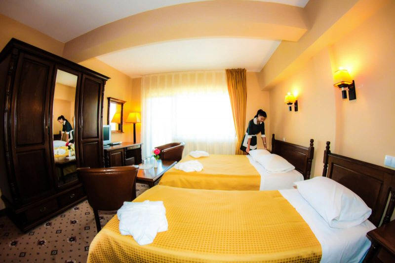 Camera single Hotel Sacele