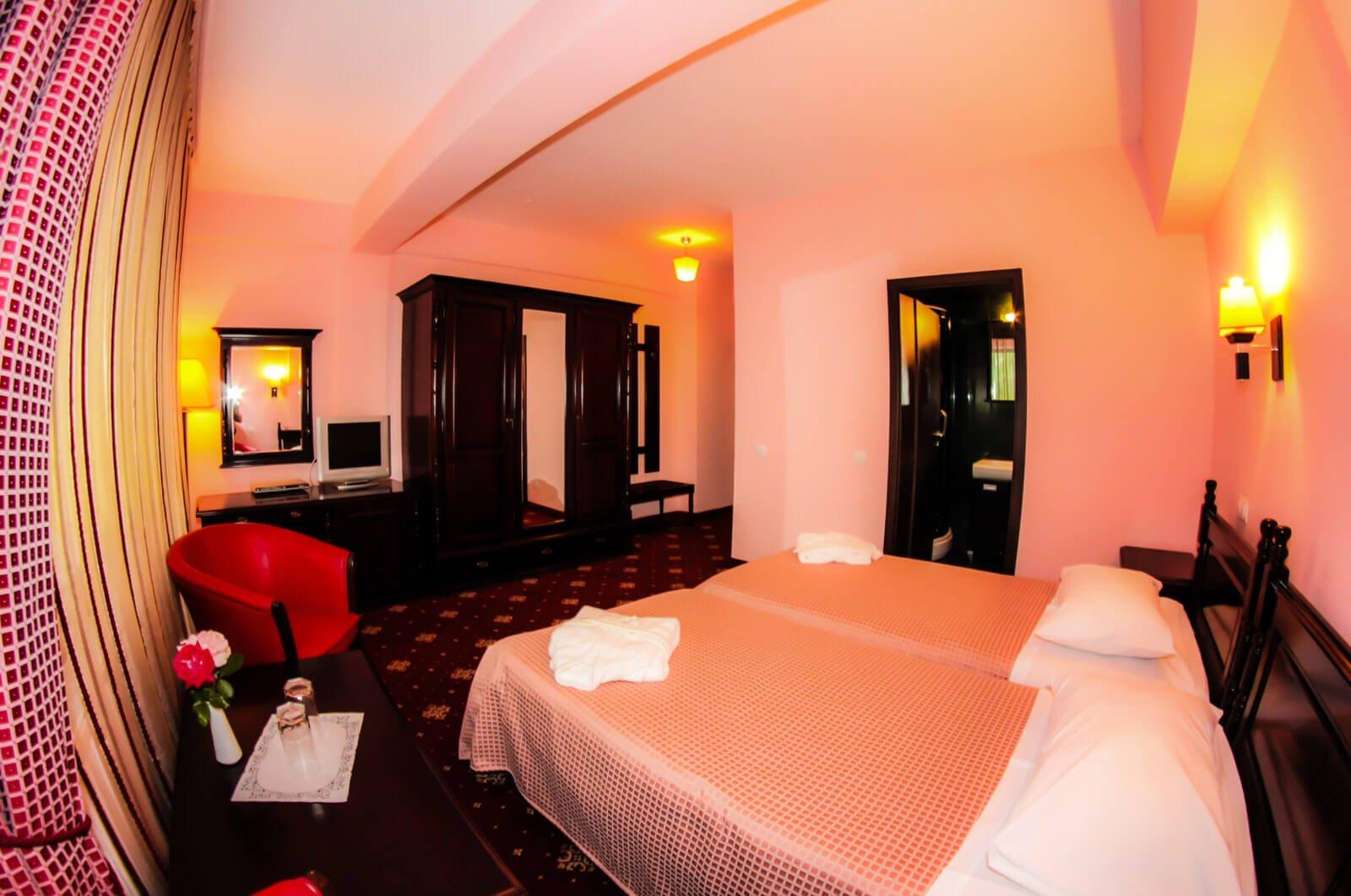 Cameraa dubla hotel Brasov