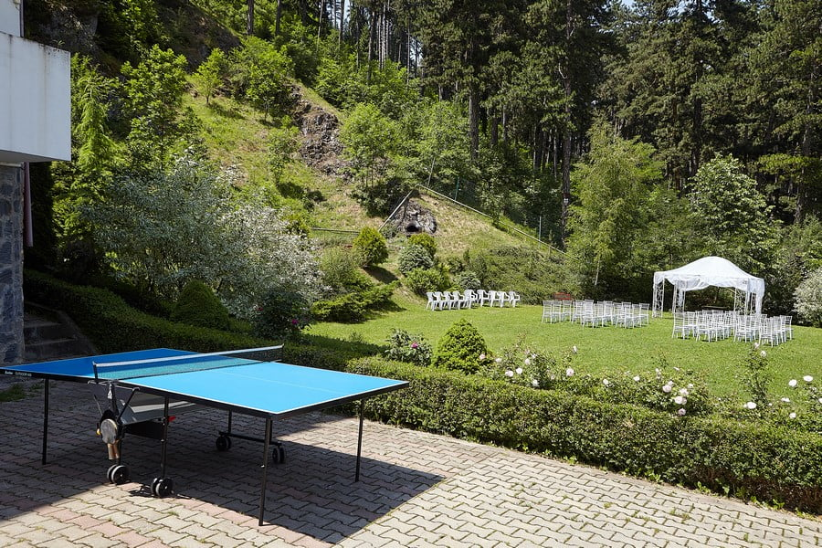 Hotel Brasov - tenis de masa