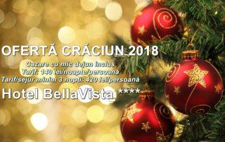 Ofertă Cazare Crăciun 2018