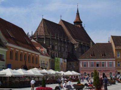 Kronstadt - Biserica Neagra