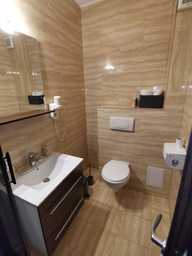 Hotel Brasov - baie