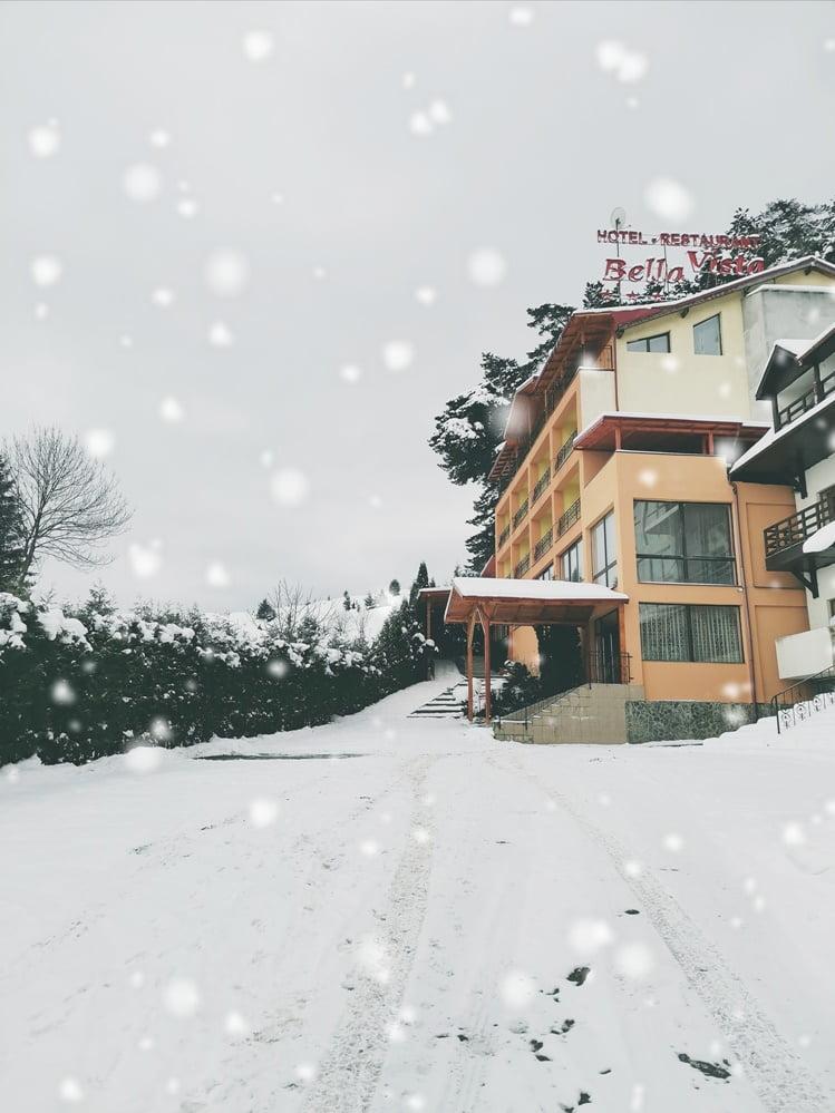Hotel Brasov Iarna